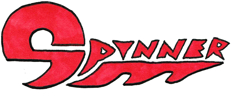 Spinner the Webcomic logo